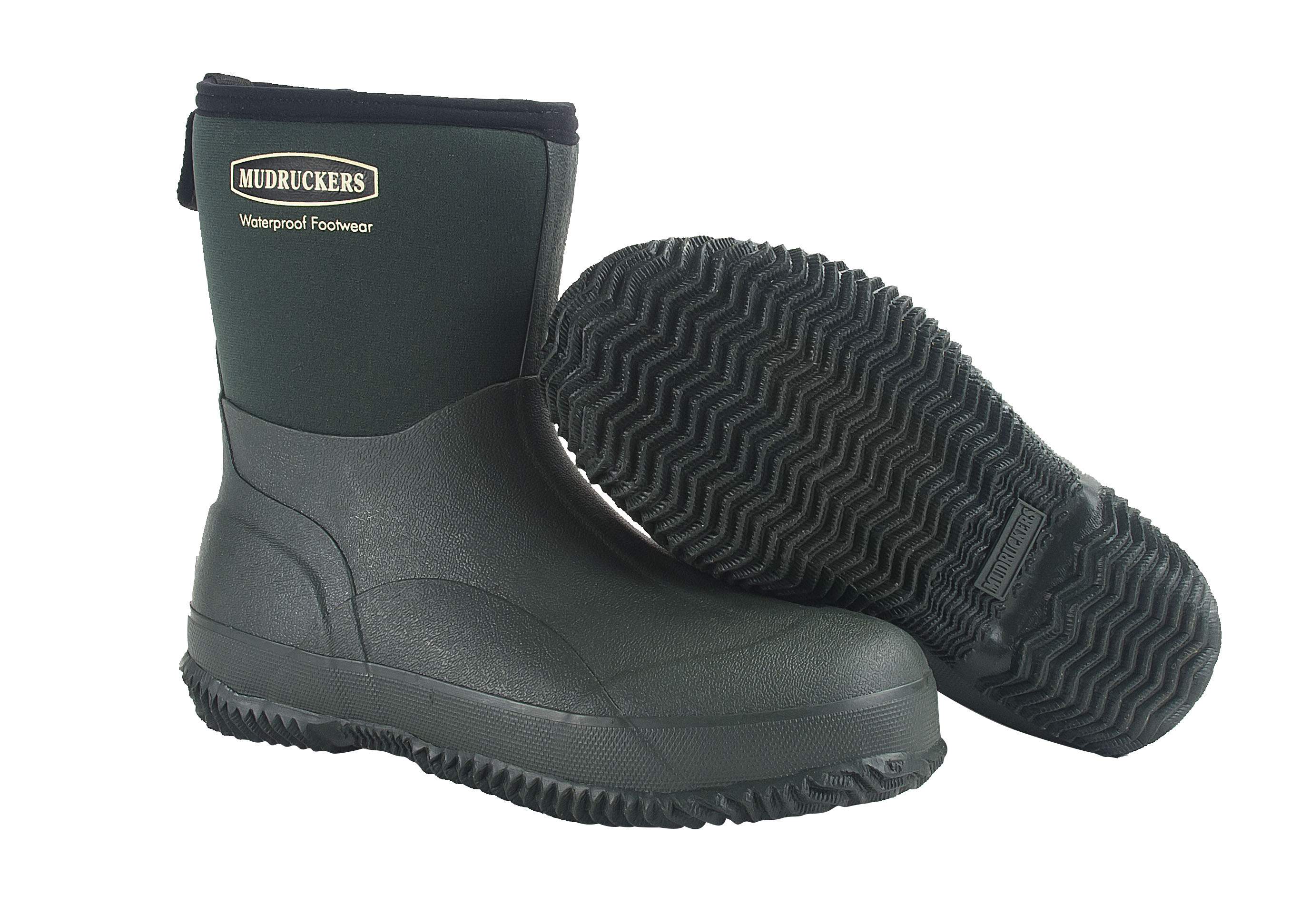 8b3839c3a436 MUDRUCKERS Waterproof Mid Boot